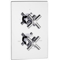 X2 Dual Control Thermostatic Shower Valve