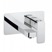 Atoll Wall Basin Mixer