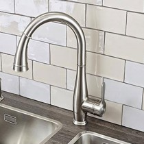Parkfield Sink Mixer with Pull Out Spray Chrome