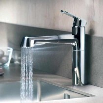 Europlus Sink Mixer With Pull Out Rinse