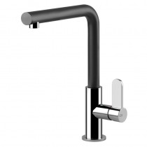Aspire Sink Mixer Black