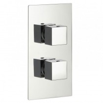 Bloque2 Single Outlet Thermostatic Shower Valve