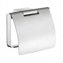 Air Toilet Roll Holder With Lid
