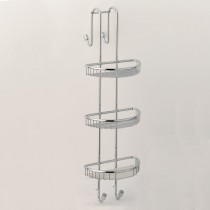 Sigma 3 Shelf Shower Caddy