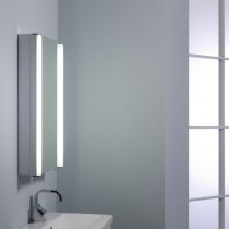 Illusion Aluminium Bathroom Cabinet