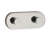 Loft Double Robe Hook