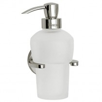 Loft Wall Mounted Soap Dispenser And Holder