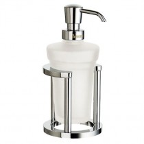 Outline Soap Dispenser & Freestanding Holder