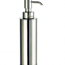 Outline Freestanding Chrome Soap Dispenser