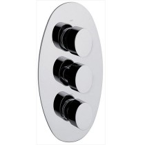OV1 Recessed Thermostatic Shower Valve 3 Way