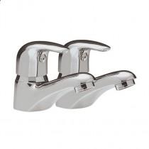 PL4 Bath Taps (Pair)
