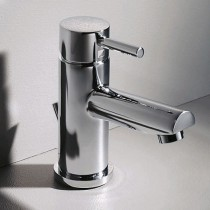 Roper Rhodes Storm Monbloc Basin Mixer with Push Button Waste