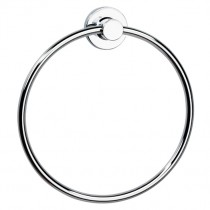 Tecno Project Round Towel Ring