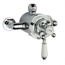 Traditional Dual Exposed Shower Valve
