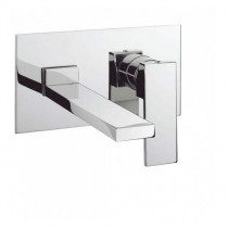 Zion Wall Basin Mixer