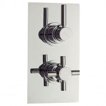 Tec Pura Thermostatic Shower Valve with Diverter