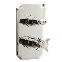 Beaumont Twin Concealed Shower Valve