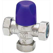 15mm Thermostatic Blending Valve TMV3
