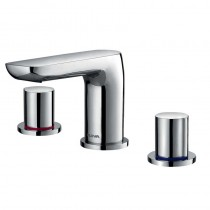 Allore 3 Hole Basin Mixer
