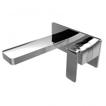 Alp Wall Mounted Basin mixer