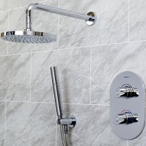 Bristan Artisan Thermostatic Shower Package