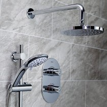 Bristan Artisan Thermostatic Shower Package 2