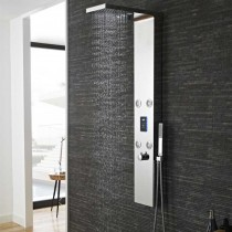 Genie Thermostatic Shower Panel
