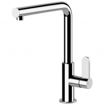 Aspire Sink Mixer Brushed Nickel