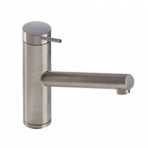 Pluro Single Lever Sink Mixer Brushed Nickel