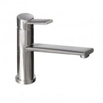 Specto Monobloc Sink Mixer Brushed Nickel