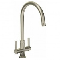 Pico Monobloc Sink Mixer Brushed Nickel