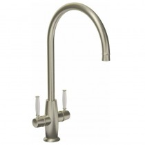 Harrington Monobloc Sink Mixer Brushed Nickel