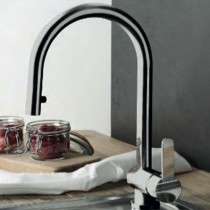 Czar Sink Mixer with Pull Out Aerator