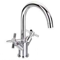 XL Basin Mixer with Clicker Waste