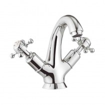 Crosswater Belgravia Crosshead High Neck Basin Mixer