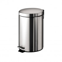 Pedal Bin 3 Ltr Polished Chrome