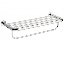 Central Towel Rail 2 Tier 580mm