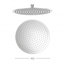 Central Stainless Steel Round Shower Head 400mm