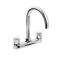 Bristan Choices Deck Sink Mixer (Handles sold separately)