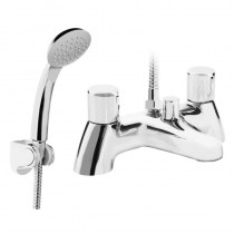 Choices Bath Shower Mixer (Shown with Snub Heads)
