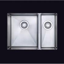 Jazz 1.5 Small Bowl RH Kitchen Sink Stainless Steel