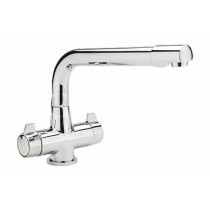 CT1 Quarter Turn Monobloc Kitchen Sink Mixer