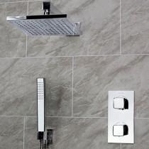 Bristan Cobalt Shower Package 2