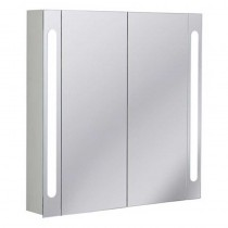 Electric Mirrored Cabinet 800