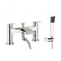 Flow Bath Shower Mixer With Kit