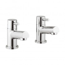 Globe2 Basin Pillar Taps (Pair)