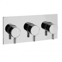 Design Thermostatic Shower Valve 3 Control - Landscape