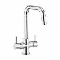 Design Dual Lever Kitchen Mixer