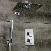 Bristan Descent Thermostatic Shower Package 2