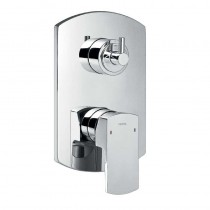 Dekka Manual Concealed Shower Valve With 3 Way Diverter